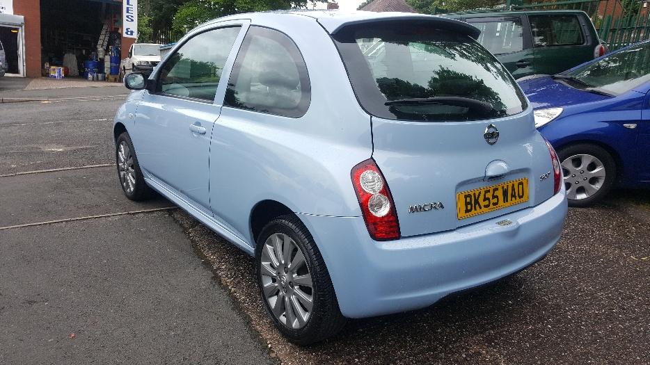 nissan micra sport 1 2 12months mot 1 owner from new brierley hill dudley. Black Bedroom Furniture Sets. Home Design Ideas