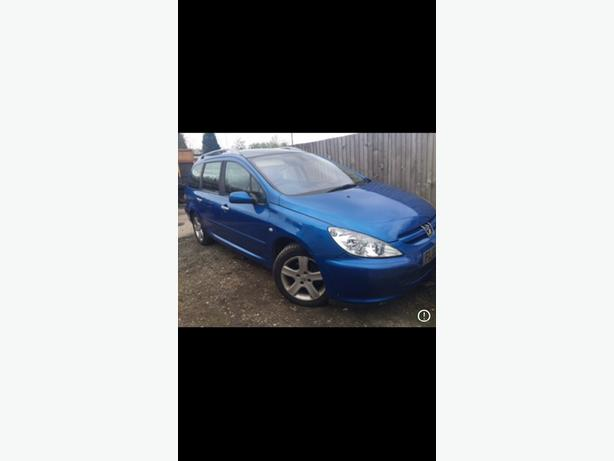 Peugeot estate breaking 2.0 hdi 110 bhp turbo diesel all parts available