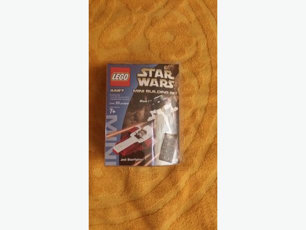 Star Wars Slave One mini building lego set