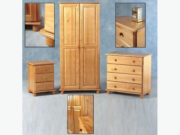 SOL SUPER TRIO SOLID PINE SET
