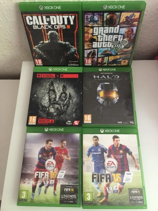 Xbox One Games On Sale : Xbox one games for sale walsall sandwell