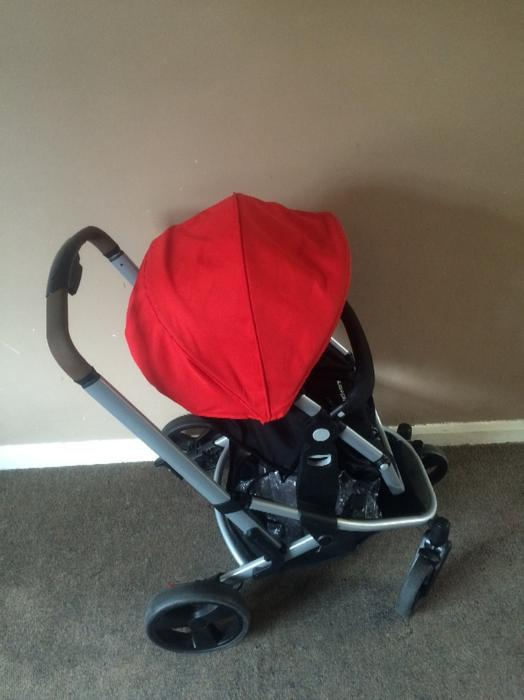 Mothercare Red Travel System
