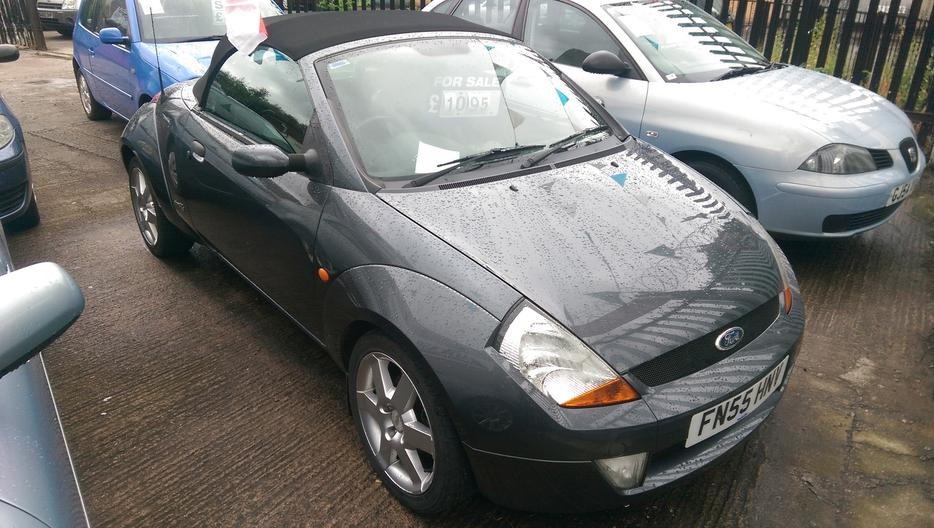 ford ka ice convertible only 60k miles willenhall sandwell. Black Bedroom Furniture Sets. Home Design Ideas