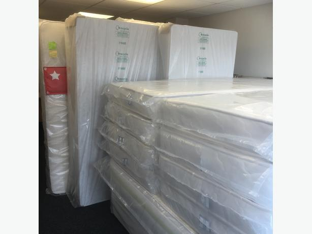 SINGLE BED MATTRESSES ONLY £35 or bed £55