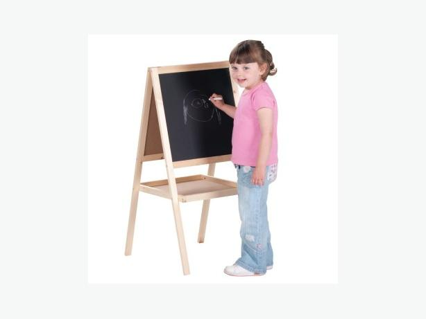 Learn 'n' Play Wooden Easel 3 Years +