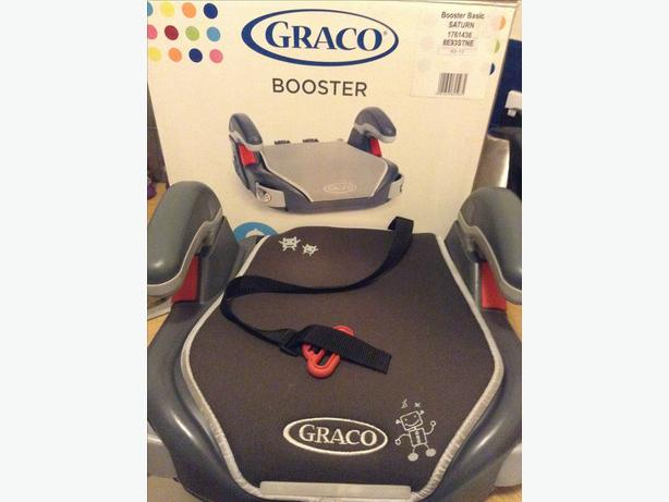 Graco Car seat Booster 15-36kgs Good Condition