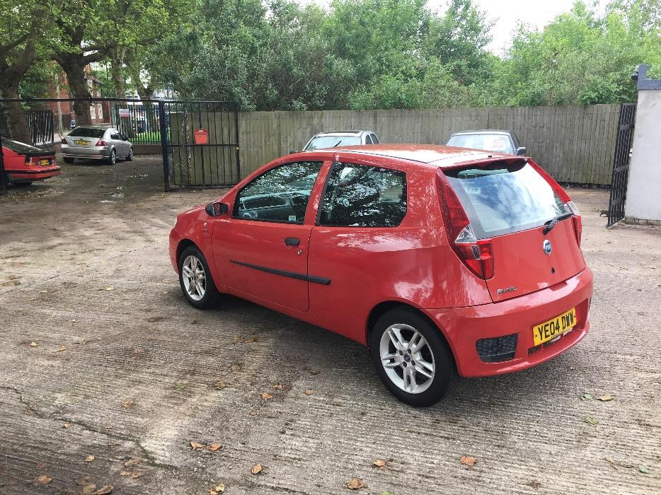 fiat punto 1 2 8v active sport 2004 04 reg full 12 months mot outside black country region sandwell. Black Bedroom Furniture Sets. Home Design Ideas