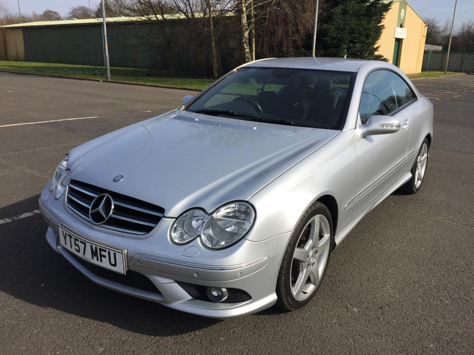 mercedes clk 220 cdi auto diesel 57reg wolverhampton wolverhampton. Black Bedroom Furniture Sets. Home Design Ideas