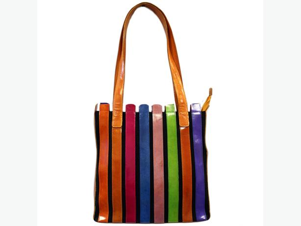 Within the Lines Bag - Pastel Colours code LLineB-02
