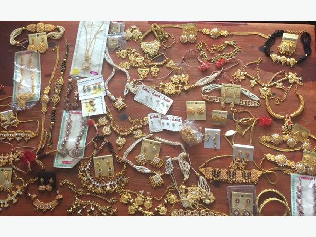 **BARGAIN** Indian Artificial Jewellery Sets