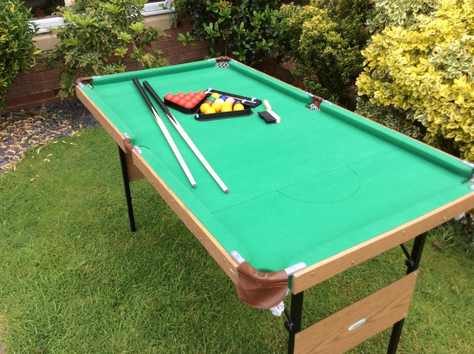 Snooker and pool table for sale dudley wolverhampton for 12ft snooker table for sale uk