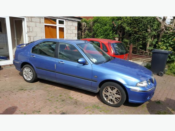 Rover 45 1.4  near Mnt condition