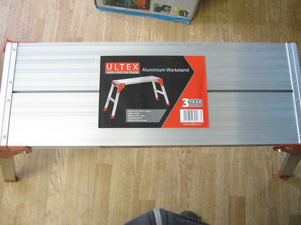 Ultex 151013 Aluminium Workstand 825mm x 300mm