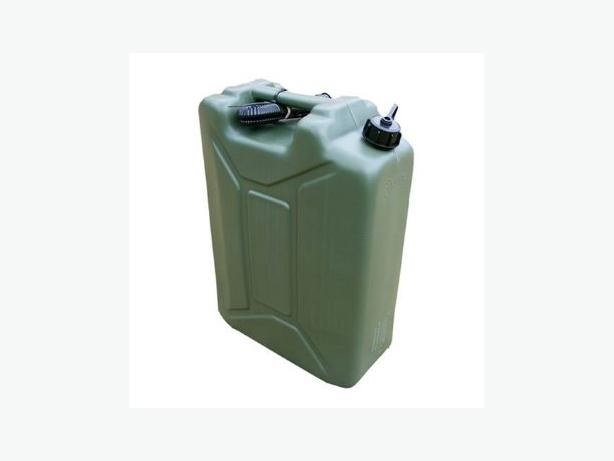 All Ride Jerry Can 20 Litre With Flexible Spout
