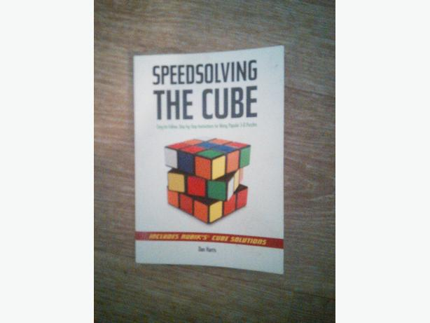 Speedsolving the Cube book