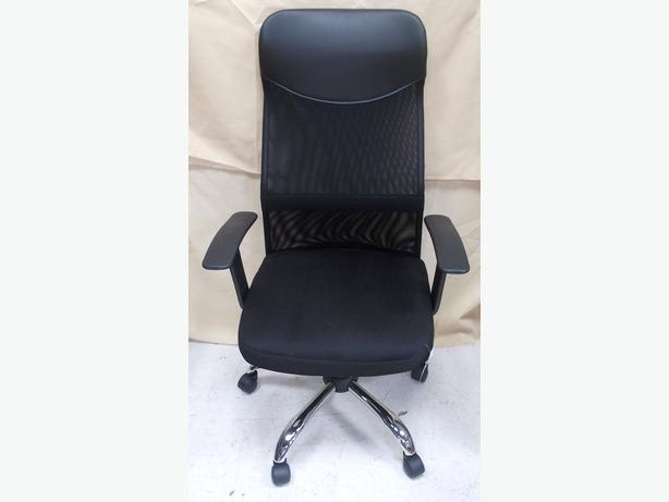 Aurora High Back Black Mesh Chair AUR300T1