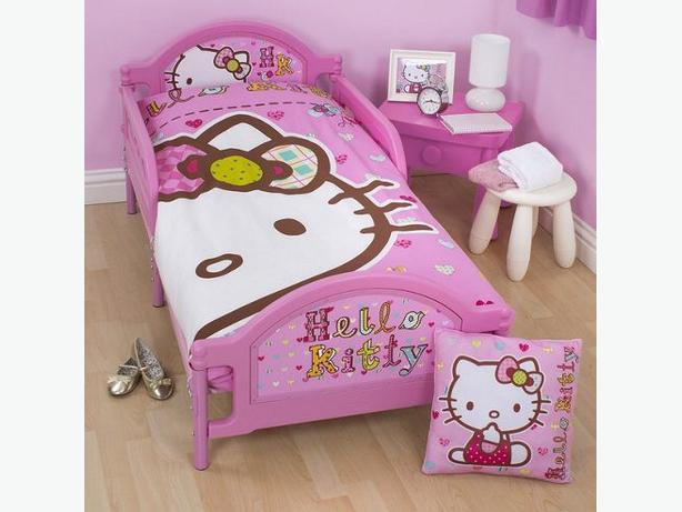 Hello Kitty Bed Frame
