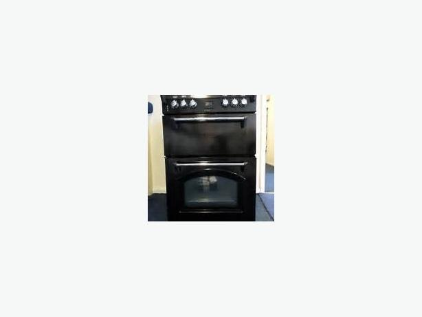 leisure double oven gas cooker