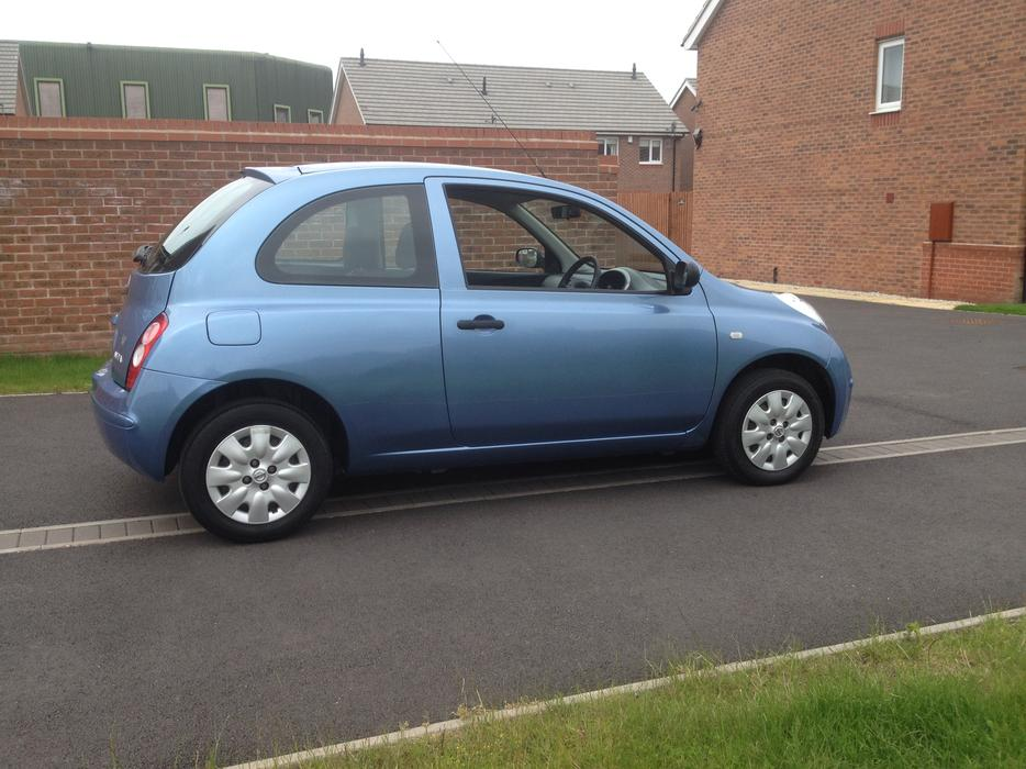 2007 57 nissan micra initia 1 2 full mot 2 lady owners only 51000 miles wolverhampton dudley. Black Bedroom Furniture Sets. Home Design Ideas