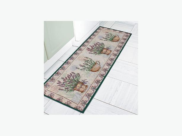 Coopers Lavender Kitchen Runner Mat 140 x 50cm 9417