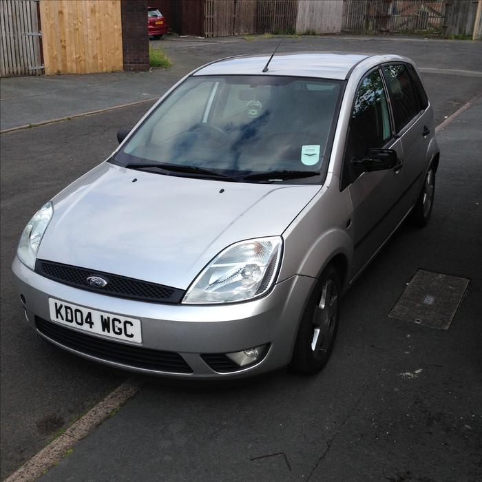 Ford Fiesta 1 2 Zetec 5 Door Hatchback