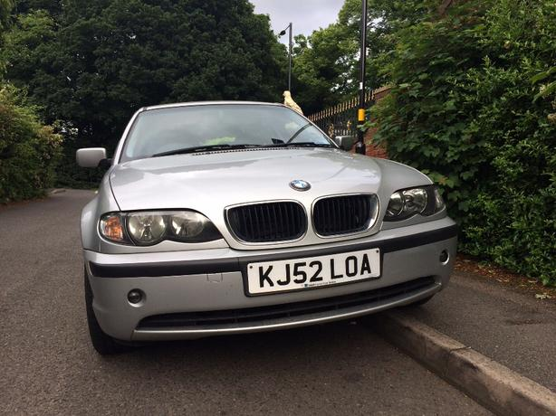 bmw 320d se turbo diesel 52 reg other sandwell mobile. Black Bedroom Furniture Sets. Home Design Ideas