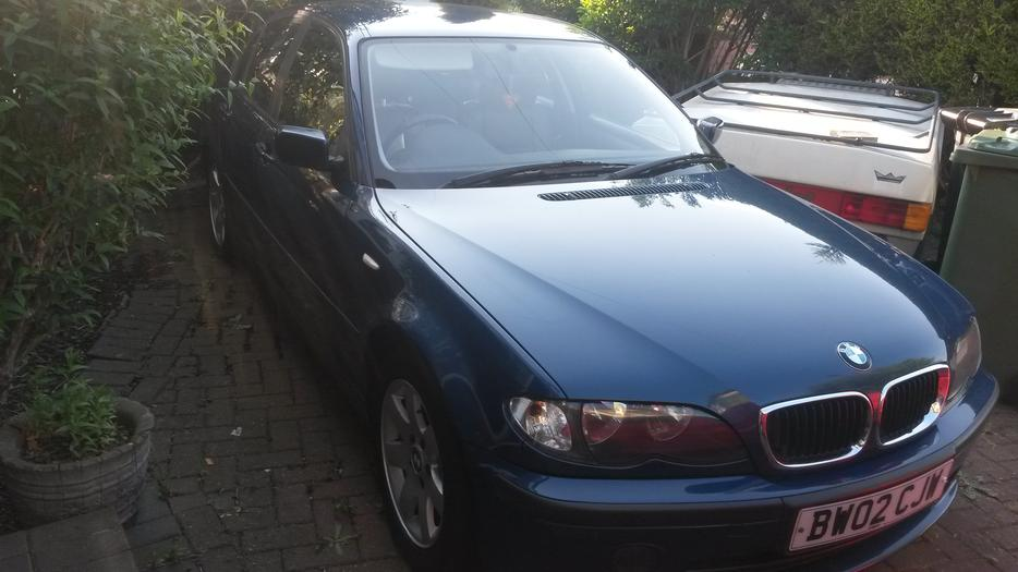 Bmw 320d Outside Black Country Region Dudley