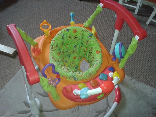 Baby jumping fun seat
