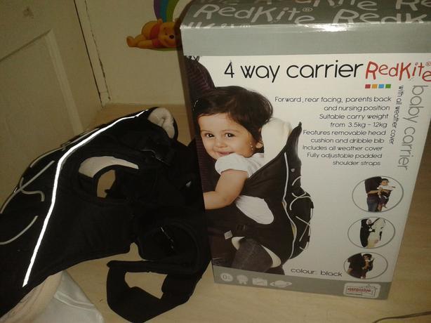 Baby 4 way carier