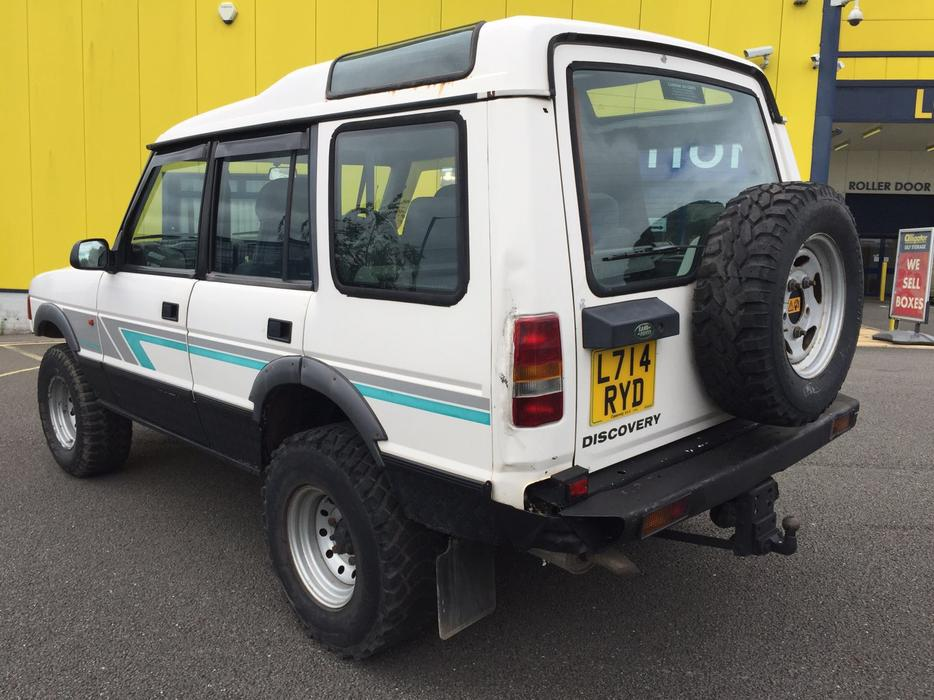 1994 L Land Rover Discovery 2 5 Tdi Auto 7 Seater Car