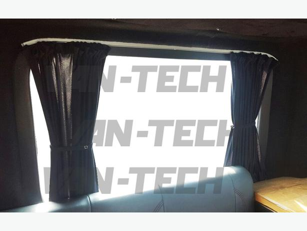 VW T5 Van Interior Curtains