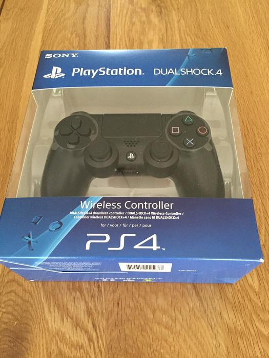 PS4 Official Dualshock 4 Controller. Brand New In Box ...