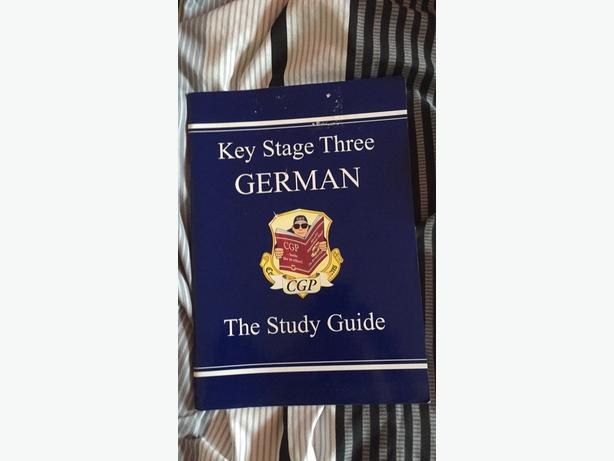 KEY STAGE 3 GERMAN REVISION GUIDE
