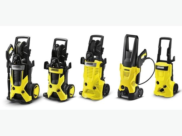 WANTED: karcher presure washer