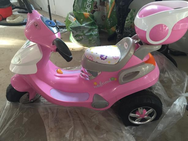 kids electric bike