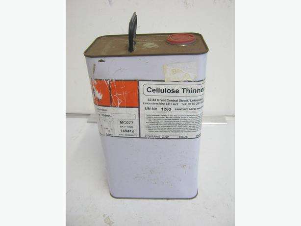 Cellulose Thinner 5 Litre