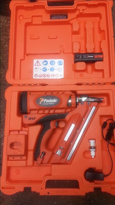 Paslode Nail Gun Im350 1st Fix Gas Nailer Nail Gun