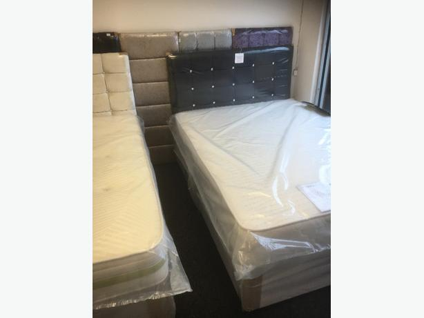 BIG MATRESS PLATINUM DOUBLE BED
