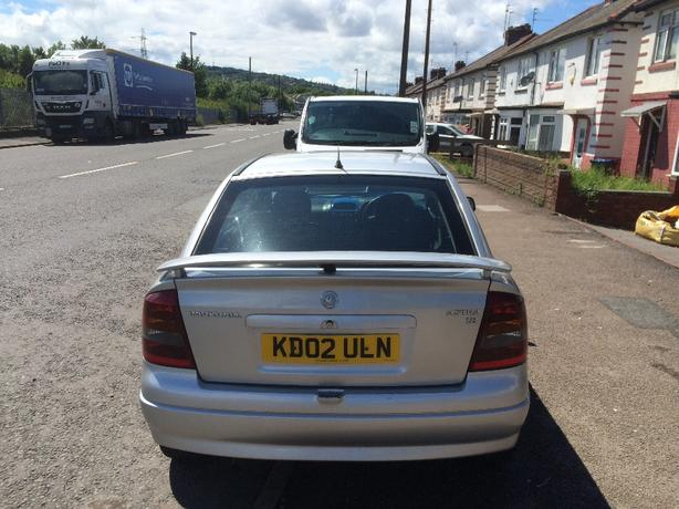 VAUXHALL ASTRA 1.8 SRI MAY PX