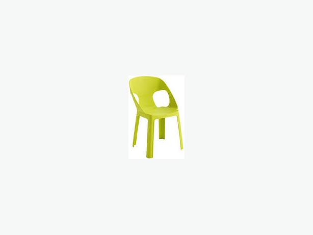 2 x Habitat Darla Green Childrens Chairs