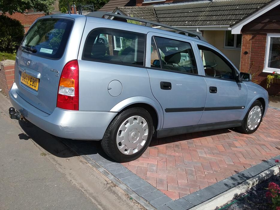 Vauxhall Astra 1 6 Club Estate Dudley Dudley