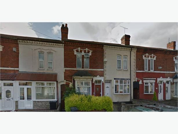 dss&working dibble road smethwick b67 7py 2 bed house with 2 reception rooms