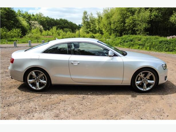 2008 audi a5 3 0 tdi sport wolverhampton dudley. Black Bedroom Furniture Sets. Home Design Ideas