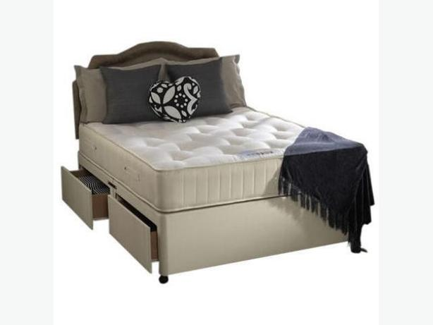 REGAL GOLD SUPER MEMORY FOAM BED
