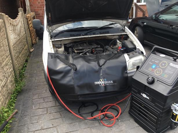 Terraclean services