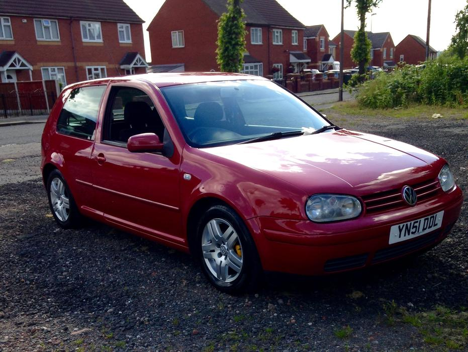 2002 volkswagen golf 1 9 gt tdi 6 speed sandwell dudley. Black Bedroom Furniture Sets. Home Design Ideas