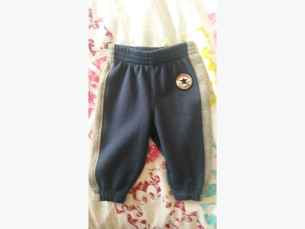 brand new size 3-6 months converse joggers