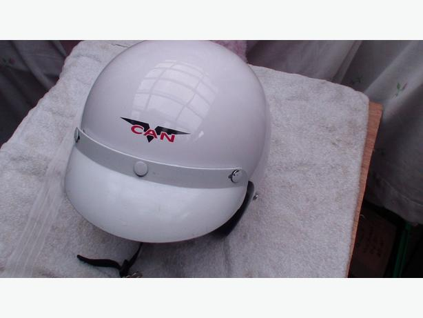 OPEN FACE CRASH HELMET LAMBRETTA/VESPA