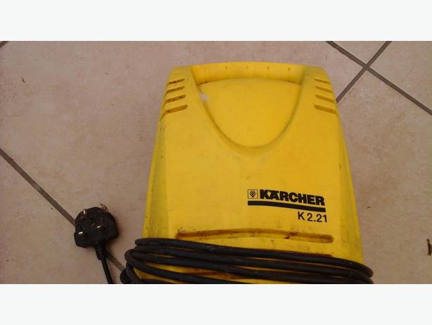 Karcher jet  please read the advert carefully