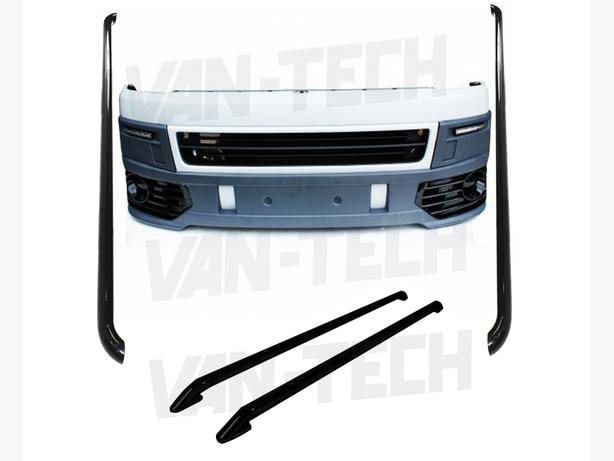 VW Transporter T5 Black Sportline Conversion Styling kit